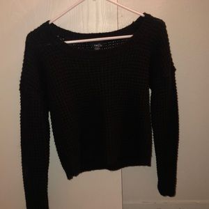 Rue 21 cropped sweater